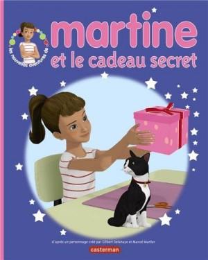 """Afficher """"Les nouvelles aventures de Martine Martine et le cadeau secret"""""""
