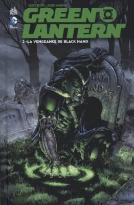 "Afficher ""Green Lantern n° 2 La vengeance de Black Hand"""