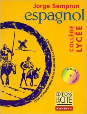 "Afficher ""Espagnol collège-lycée"""