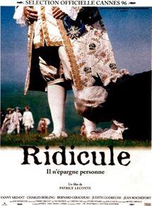 """Afficher """"Ridicule"""""""
