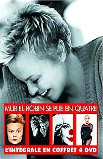 """Afficher """"Muriel Robin se plie en quatre"""""""