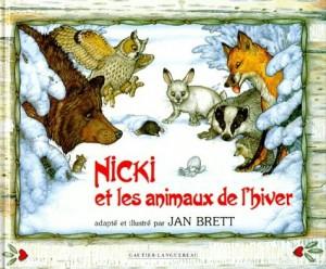 """Afficher """"Nicki et les animaux de l'hiver"""""""