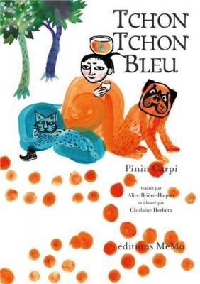 """Afficher """"Tchon Tchon bleu"""""""