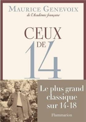 vignette de 'Ceux de 14 (Maurice Genevoix)'