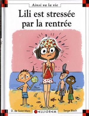 """Afficher """"Max et Lili n° 97 Lili est stressée par la rentrée"""""""