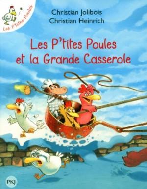 """Afficher """"Les p'tites poulesLes p'tites poules et la grande casserole"""""""