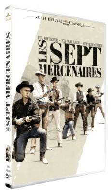 """Afficher """"Les sept mercenaires"""""""