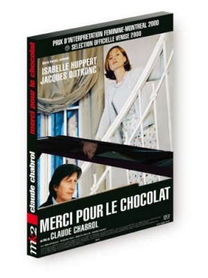 """Afficher """"Merci pour le chocolat"""""""