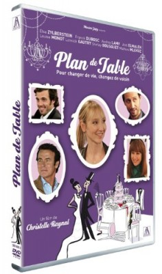 "Afficher ""Plan de table"""