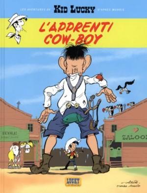 """Afficher """"Les aventures de Kid Lucky d'après Morris n° 1L'apprenti cow-boy"""""""