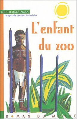 vignette de 'L'enfant du zoo (Didier Daeninckx)'