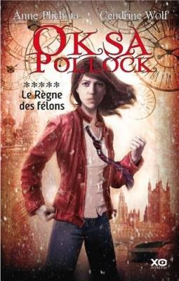 """Afficher """"Oksa Pollock n° 5 règne des félons (Le)"""""""