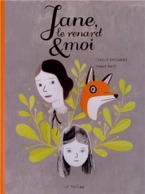 vignette de 'Jane, le renard et moi (Fanny Britt)'