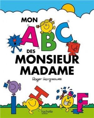 """Afficher """"Mon ABC des monsieur madame"""""""