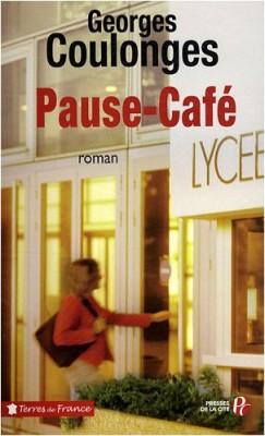 Couverture de Pause-café : roman