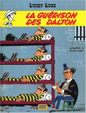 """Afficher """"Lucky Luke n° 12 La guérison des Dalton"""""""