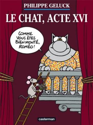 """Afficher """"Le chat, acte XVI"""""""