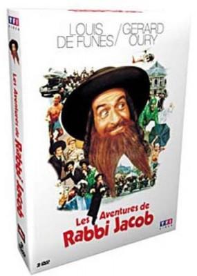 """Afficher """"Les aventures de Rabbi Jacob"""""""