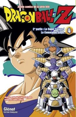 "Afficher ""Dragonball Z n° 4"""