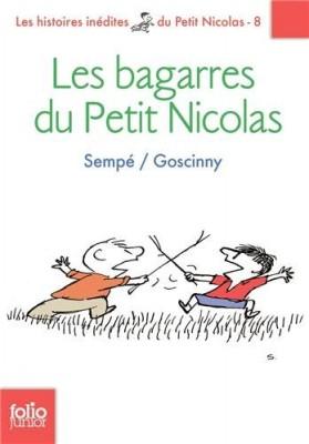 """Afficher """"Les histoires inédites du petit Nicolas n° 8 Les bagarres du petit Nicolas"""""""