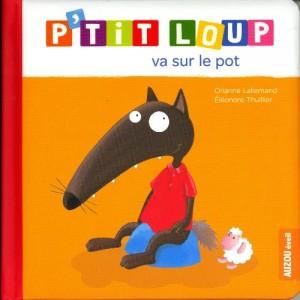 """Afficher """"P'tit Loup P'tit Loup va sur le pot"""""""