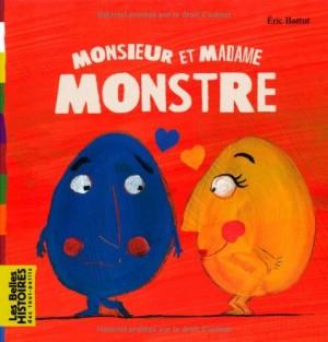 "Afficher ""Monsieur et Madame Monstre"""