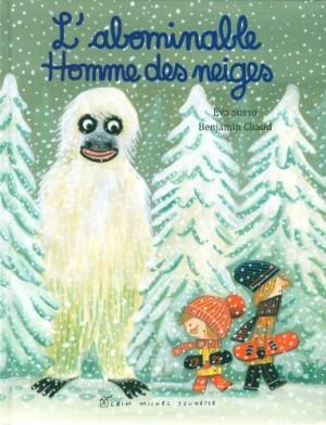 """Afficher """"L'abominable homme des neiges"""""""