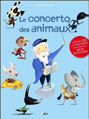 """Afficher """"Le Corcerto des animaux"""""""