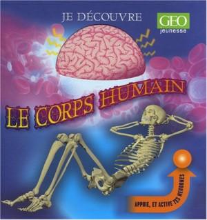 """Afficher """"Je découvre le corps humain"""""""