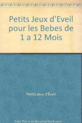 """Afficher """"Petits jeux d'éveil"""""""