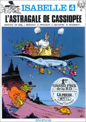 "Afficher ""Isabelle n° 4 L'Astragale de Cassiopée"""