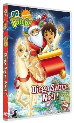 "Afficher ""Go Diego n° Vol 6 Diego sauve noël"""