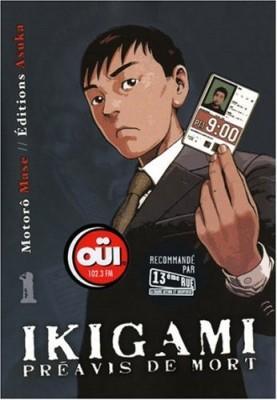 vignette de 'Ikigami n° 1 (Motorō Mase)'