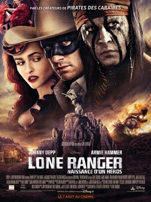 """Afficher """"Lone Ranger, Naissance d'un héros"""""""