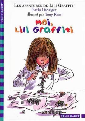 "Afficher ""Lili Graffiti n° 8 Moi, Lili Graffiti"""