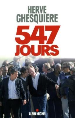 vignette de '547 jours (Hervé Ghesquière)'