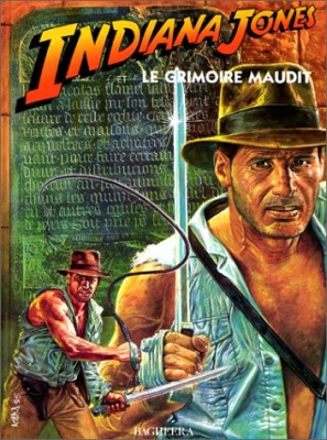 "Afficher ""Indiana Jones le grimoire maudit"""