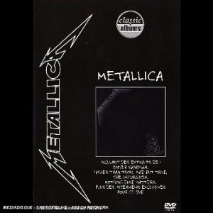 """Afficher """"Metallica the black album"""""""