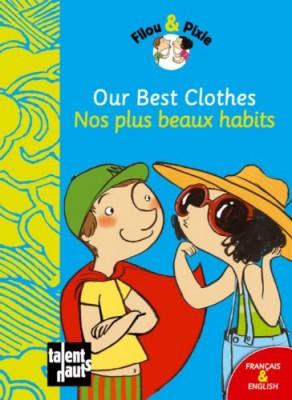 """Afficher """"Filou & Pixie Our best clothes"""""""