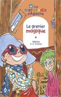 """Afficher """"Les mercredis d'Agathe Le grenier magique"""""""