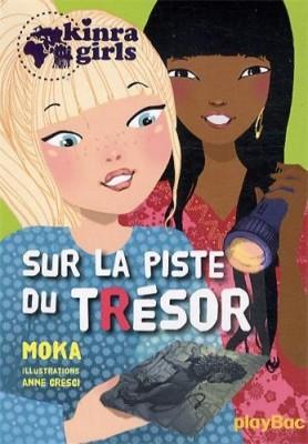 "Afficher ""Kinra girls n° 9 Sur la piste du trésor"""