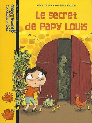 "Afficher ""Le secret de Papy Louis"""