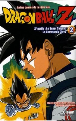 "Afficher ""Dragonball Z n° 2"""