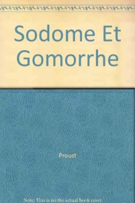 "Afficher ""A la Recherche du temps perdu n° 5 Sodome et Gomorrhe"""