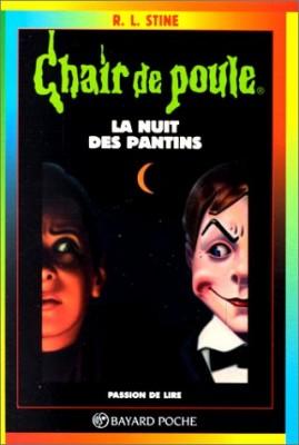"""Afficher """"Chair de poule La nuit des pantins"""""""