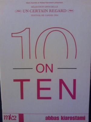 """Afficher """"10 on Ten"""""""