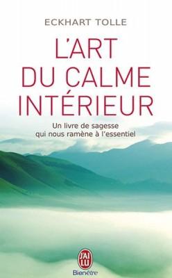 """Afficher """"L'art du calme intérieur"""""""