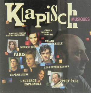 """Afficher """"Klapisch musiques, 1958-2011"""""""