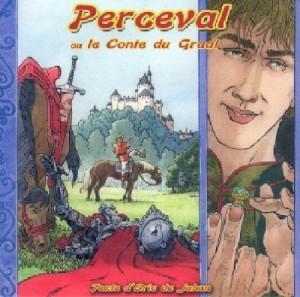 """Afficher """"Perceval et la quête du Graal"""""""