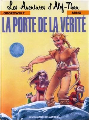 """Afficher """"les Aventures d'Alef-Thau n° 7 Porte de la vérité (La"""""""